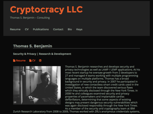 Cryptocracy LLC